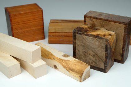 Grundlagen des Drechselns – Holzbeschaffung