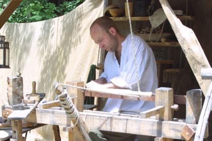 Christian Masche – Die Kunst des meditativen Arbeitens