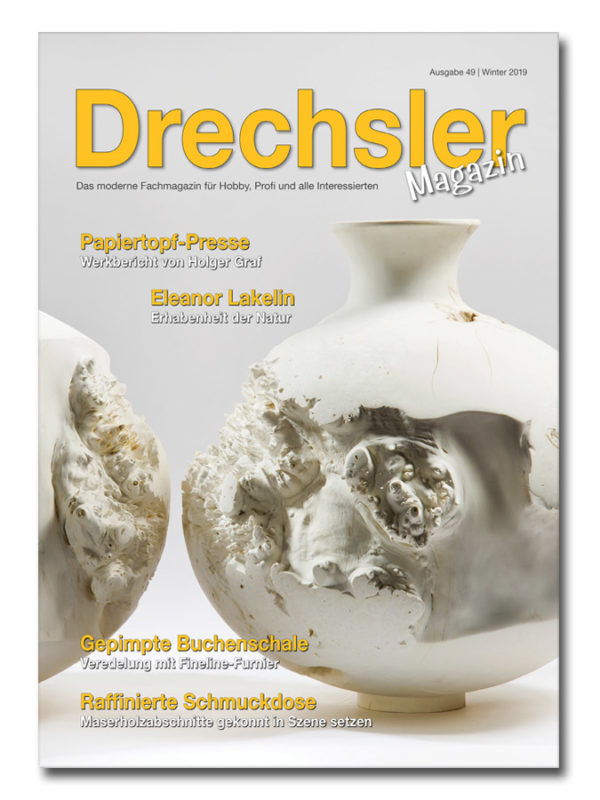 DrechslerMagazin Ausgabe 49