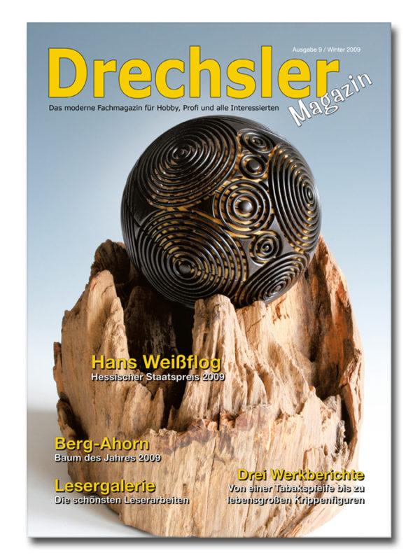DrechslerMagazin Ausgabe 9