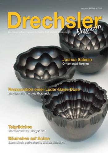 Cover DrechslerMagazin Ausgabe 48
