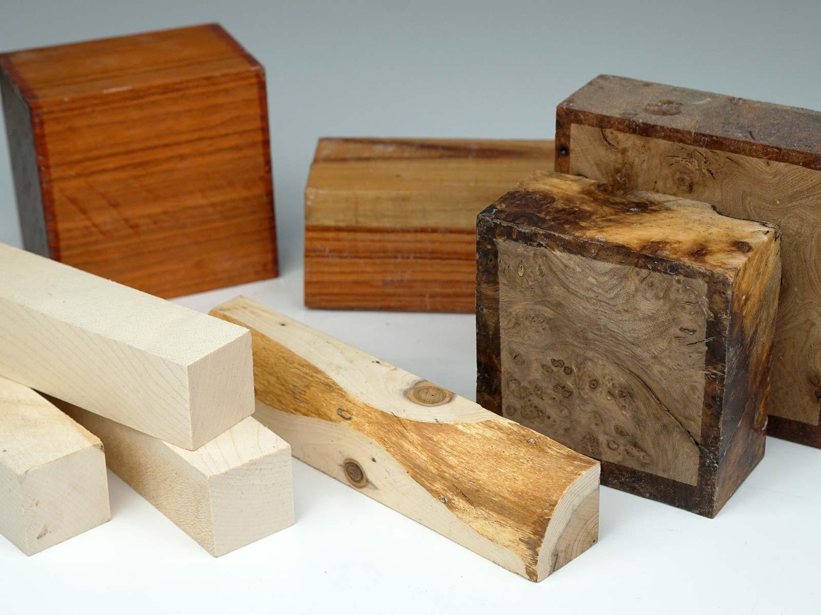 Holzbeschaffung und Trocknung – Grundlagen des Drechselns Teil 1