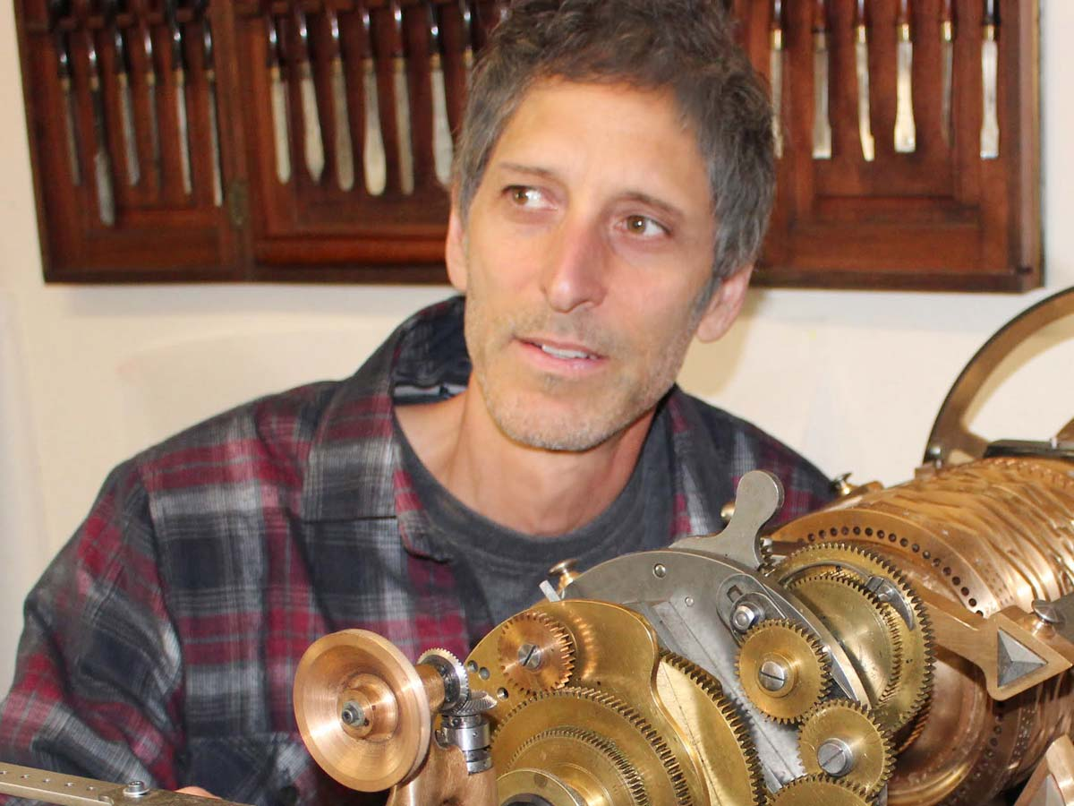 Joshua Salesin – Ornamental Turning