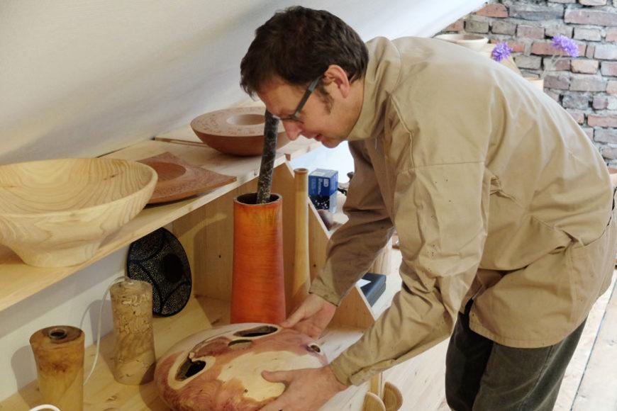 Klaus Kirchner – Schöne Dinge aus Holz