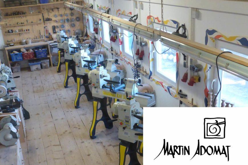 Drechselseminarium Martin Adomat