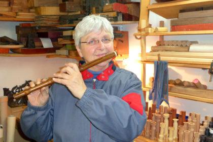 Sabine Stegmüller – Zwei Leidenschaften im Einklang