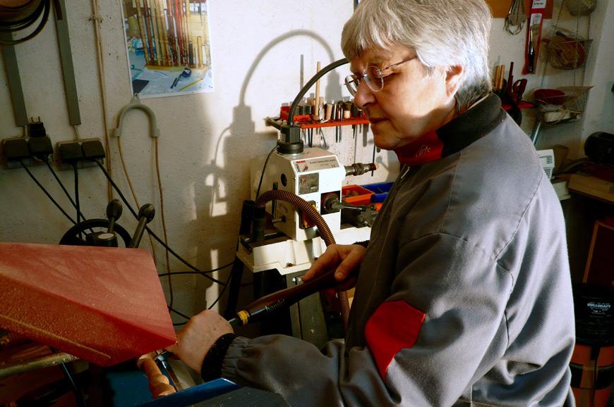 Sabine Stegmüller | Instrumentenbau