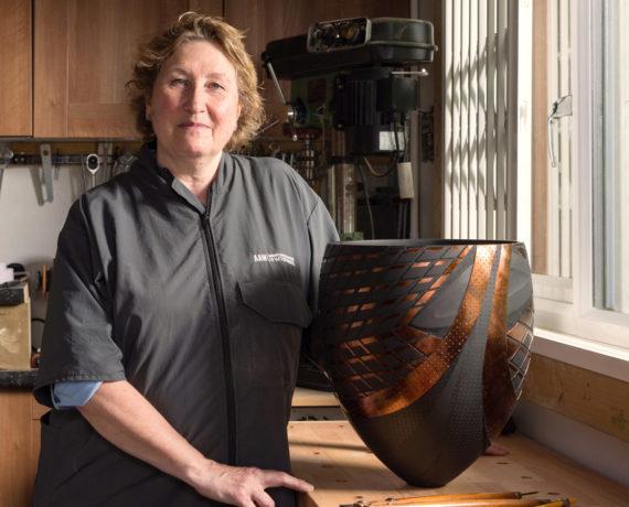 Sally Burnett – Die Liebe zur Textur